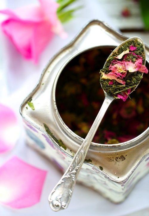чай с шиповником, домашний чай, DYI
