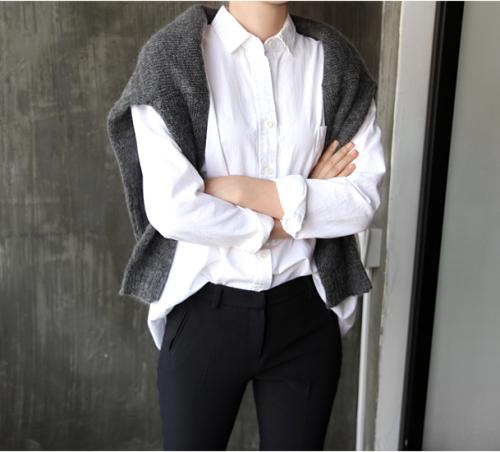 белая рубашка, базовый гардероб