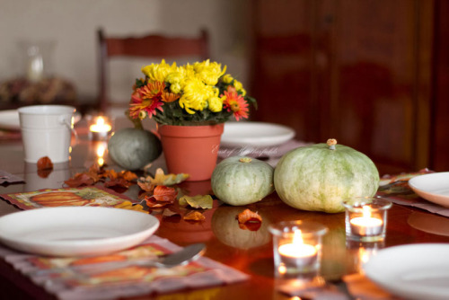 Сервировка стола: 7 правил от Марты Стюарт. woman-delice.com