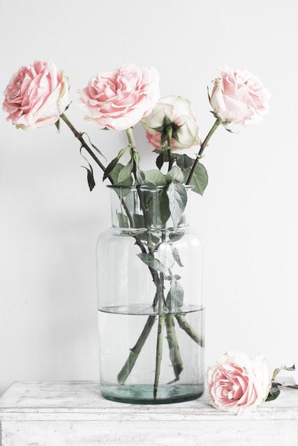 Розы. Идеи для интерьера. woman-delice.com