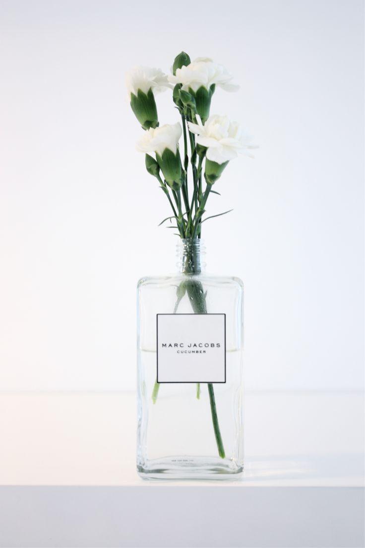 Декор цветами. Букеты. Идеи для интерьера. woman-delice.com