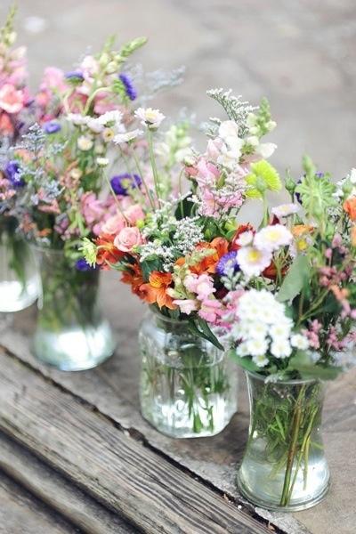 Полевые цветы. woman-delice.com