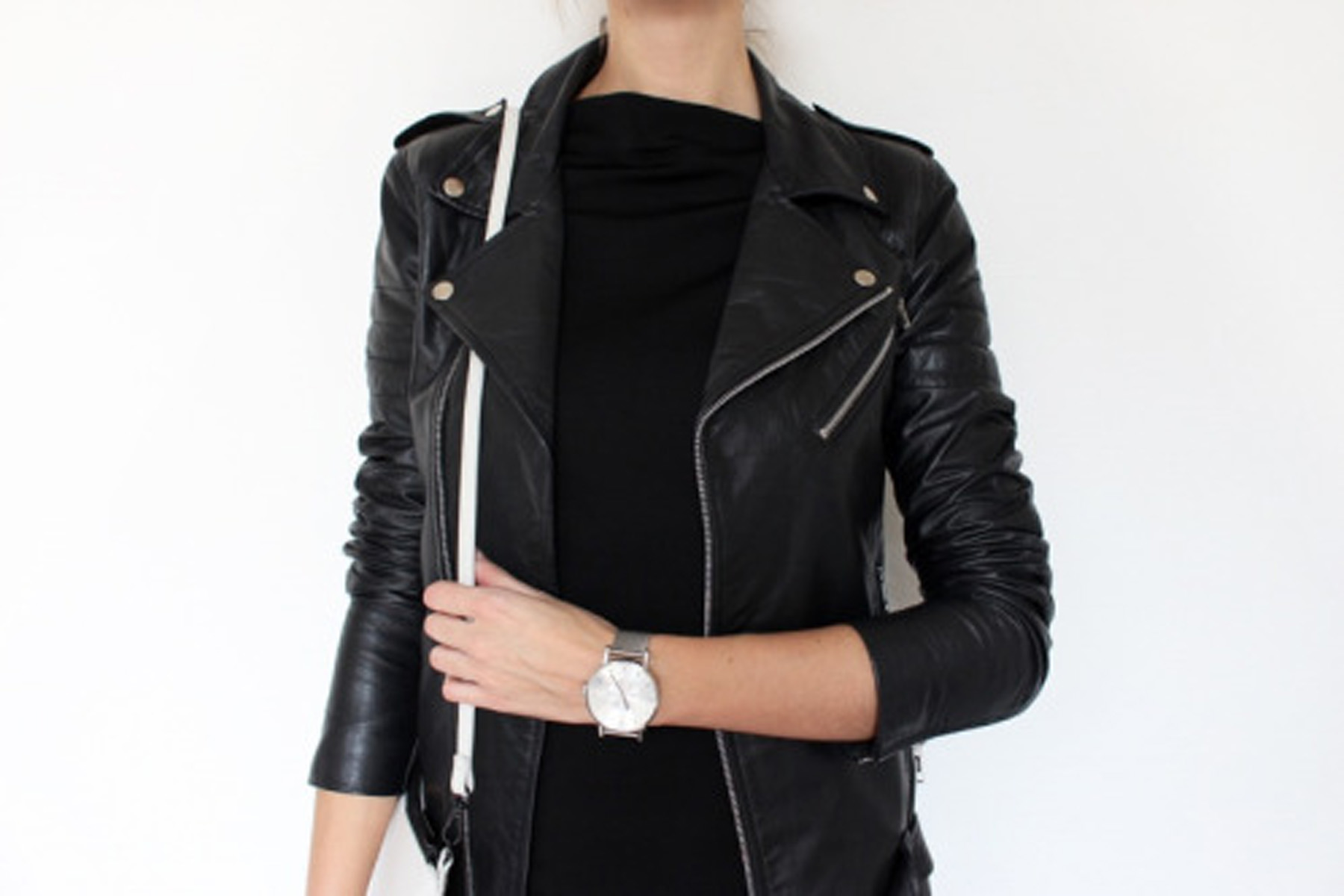 Хорошая кожаная куртка женская
