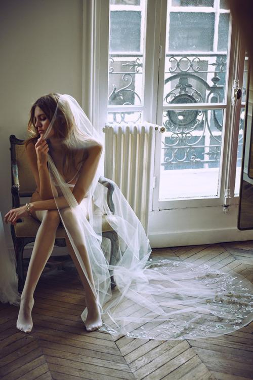 Свадебная мода 2016