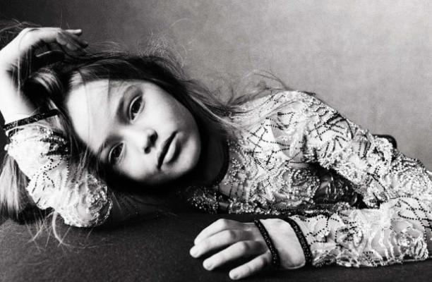 Девочка-ангел Kristina Pimenova: последние съемки