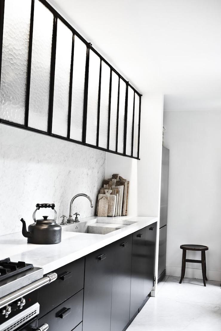 Старая квартира в Антверпене. Дизайн интерьера.