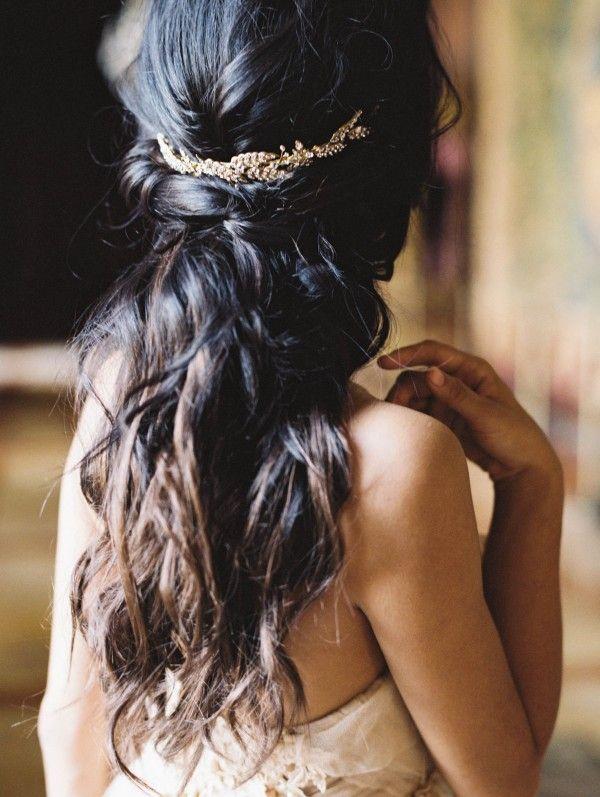 Свадебные прически. Свадебная мода 2016.