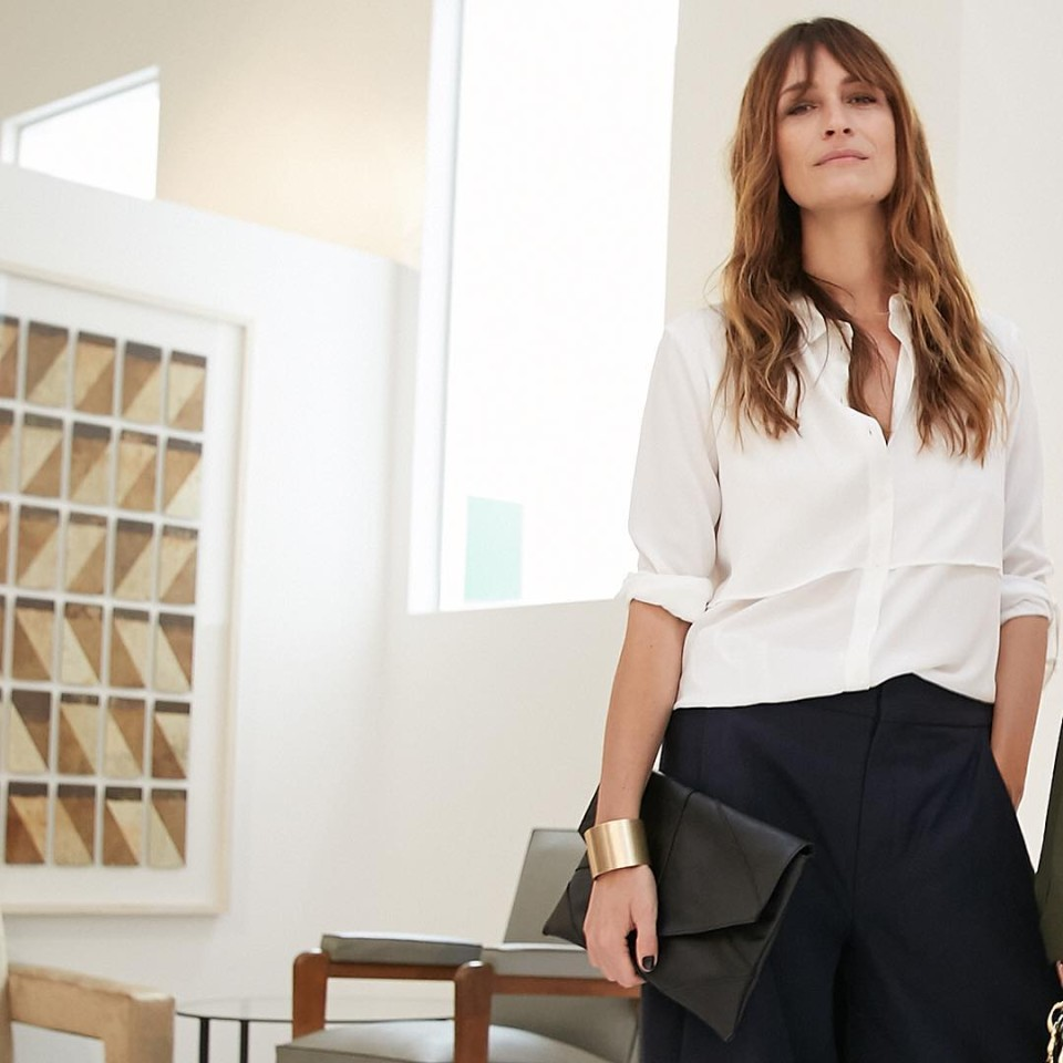 Белая блузка. Как выглядеть дорого не тратя много.