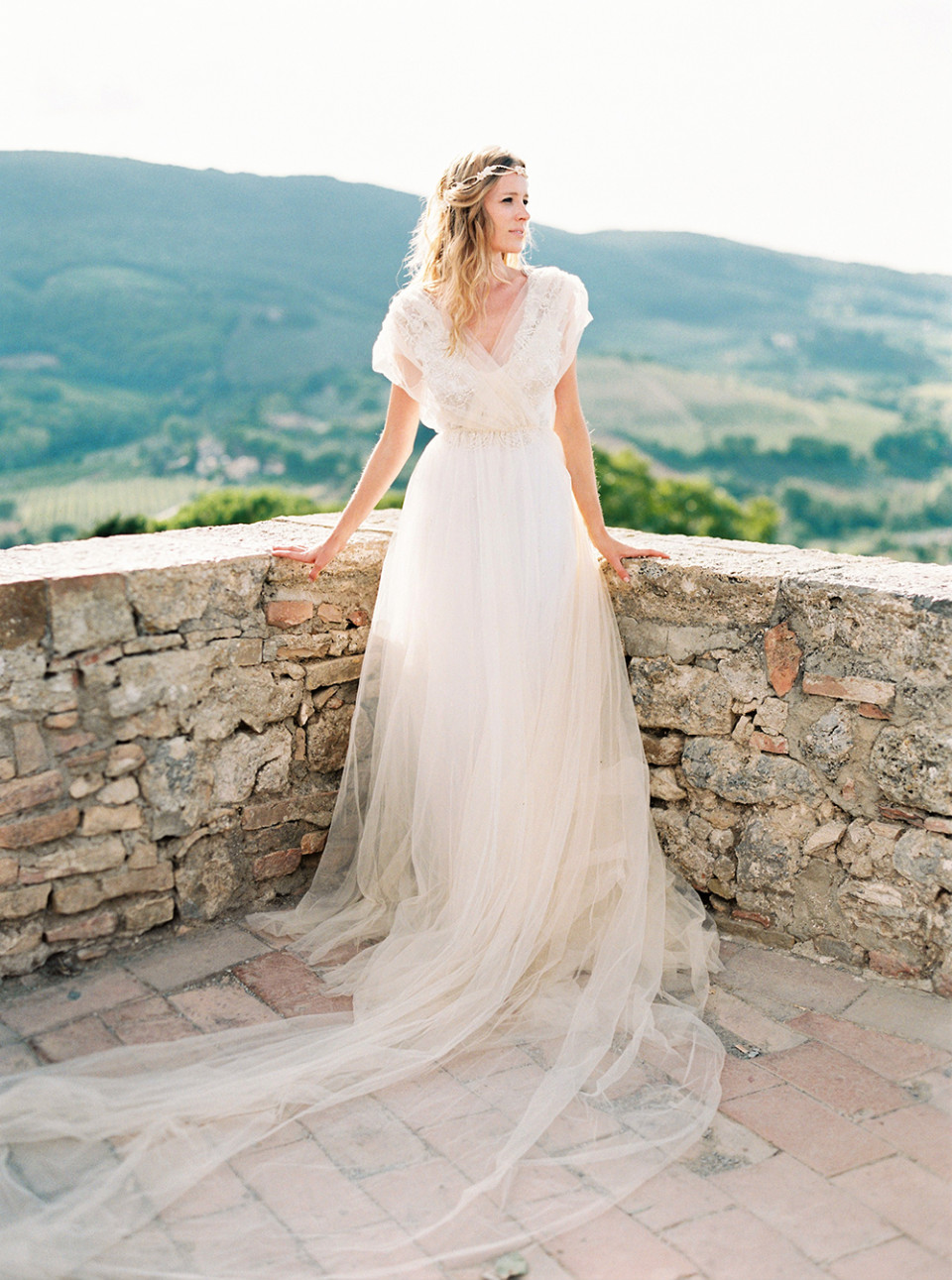 Свадебное платье. Свадебная мода 2016.
