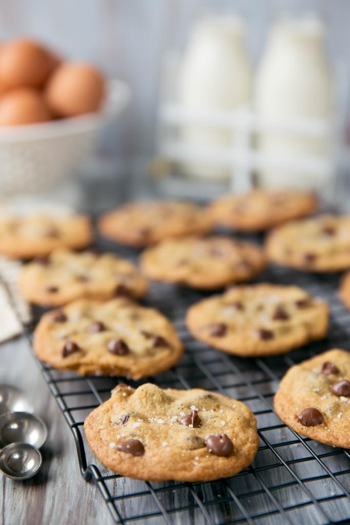 Шоколадное печенье к чаю. Рецепт-победитель Food Blogging Award. woman-delice.com