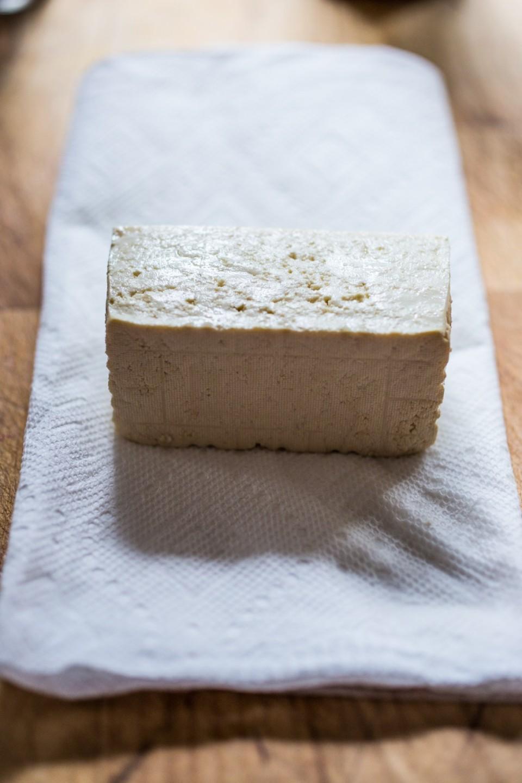Тофу в чесночном соусе. Рецепты с тофу.