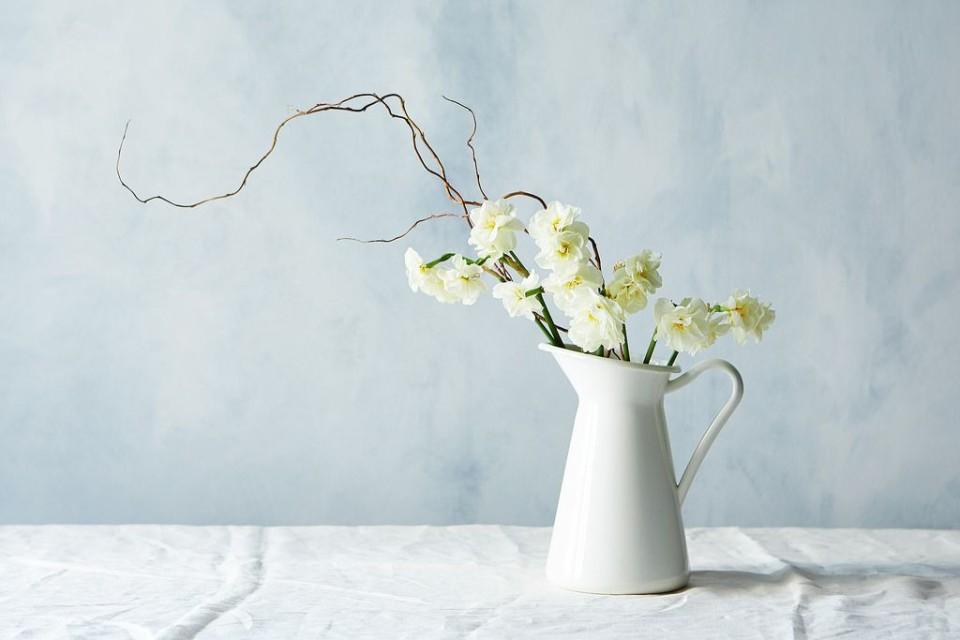 Весенние цветы. Флористика для дома. Нарциссы.