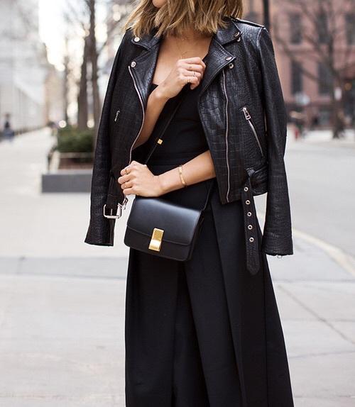 Как выбрать кожаную куртку. woman-delice.com