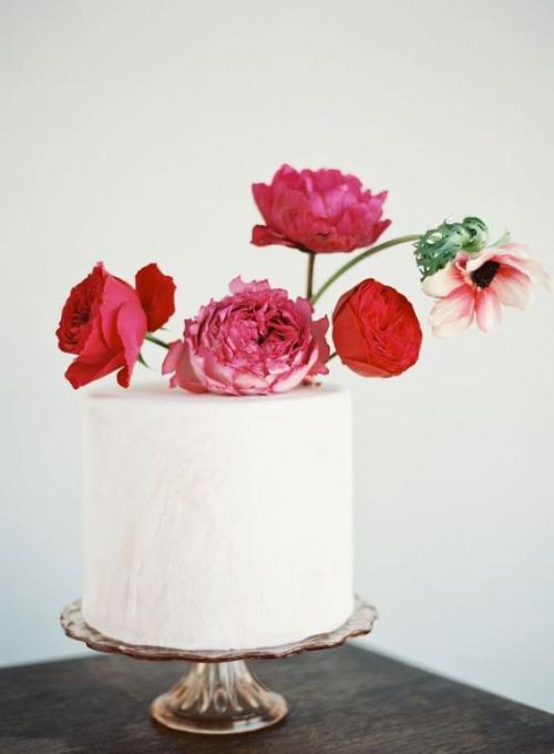 Свадебный торт. Свадебная мода 2016.