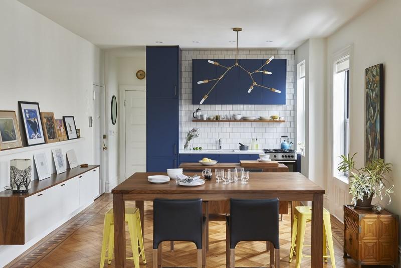 дизайн для маленькой квартиры_Бруклин _28 метров