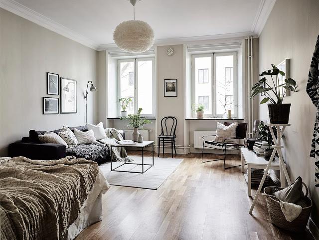 дизайн для маленькой квартиры_Осло_40 м