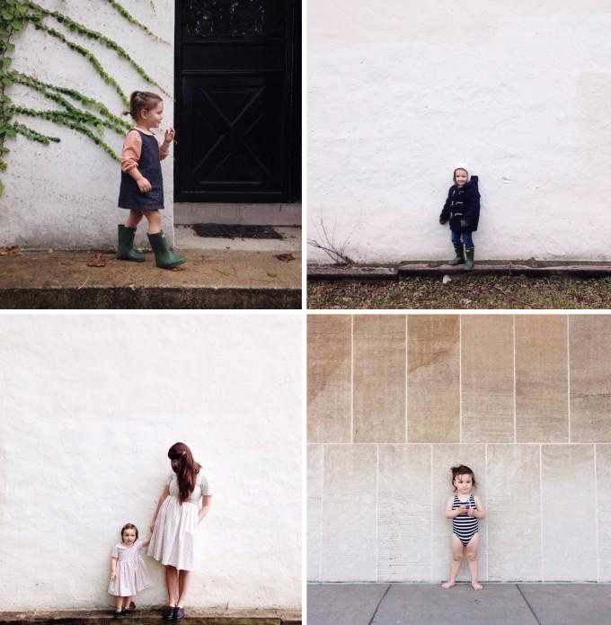 Ребенок на прогулке. Как фотографировать детей.
