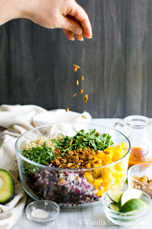 Салат. Здоровое питание.