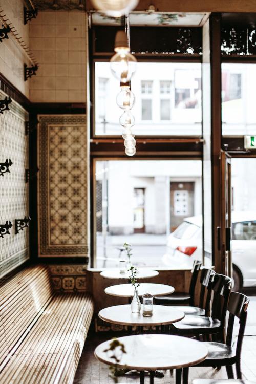 Парижское кафе. woman-delice.com