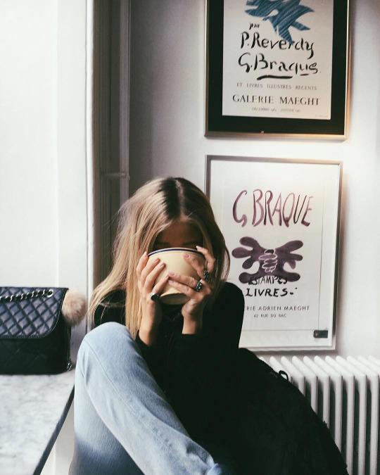 Сумка Chanel. 30 вещей, которые каждая парижанка должна успеть сделать до 30