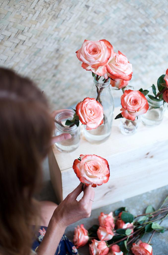 DIY, flowers, цветы, декор дома, своими руками