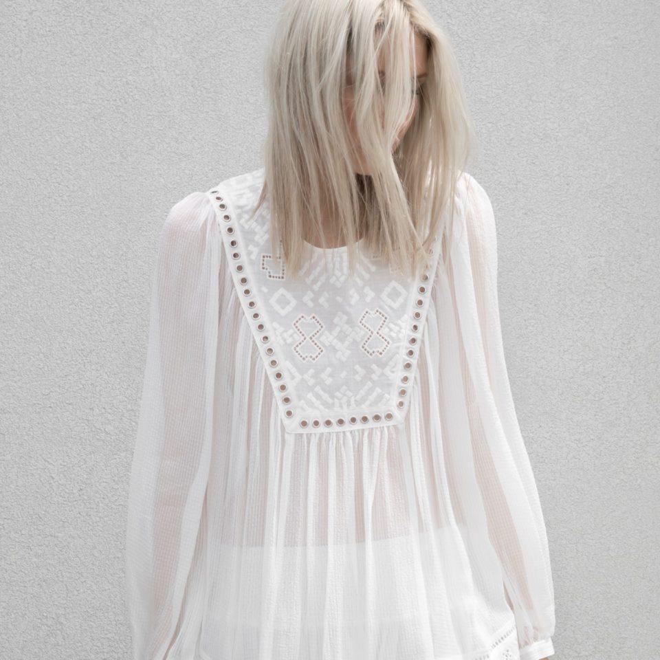 FIGTNY, white summer dress, белое летнее платье