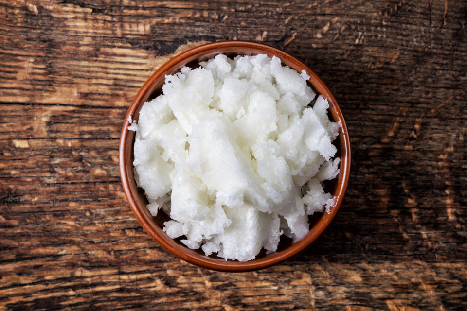 кокосовое масло, coconut oil, bowl, домашняя косметика