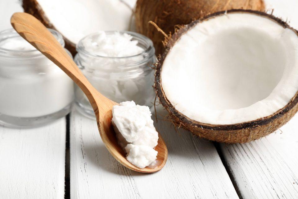 кокосовое масло, coconut oil