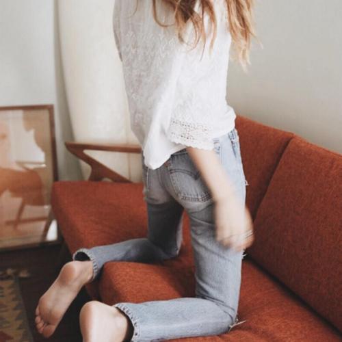 Девушка, skinny jeans, психология