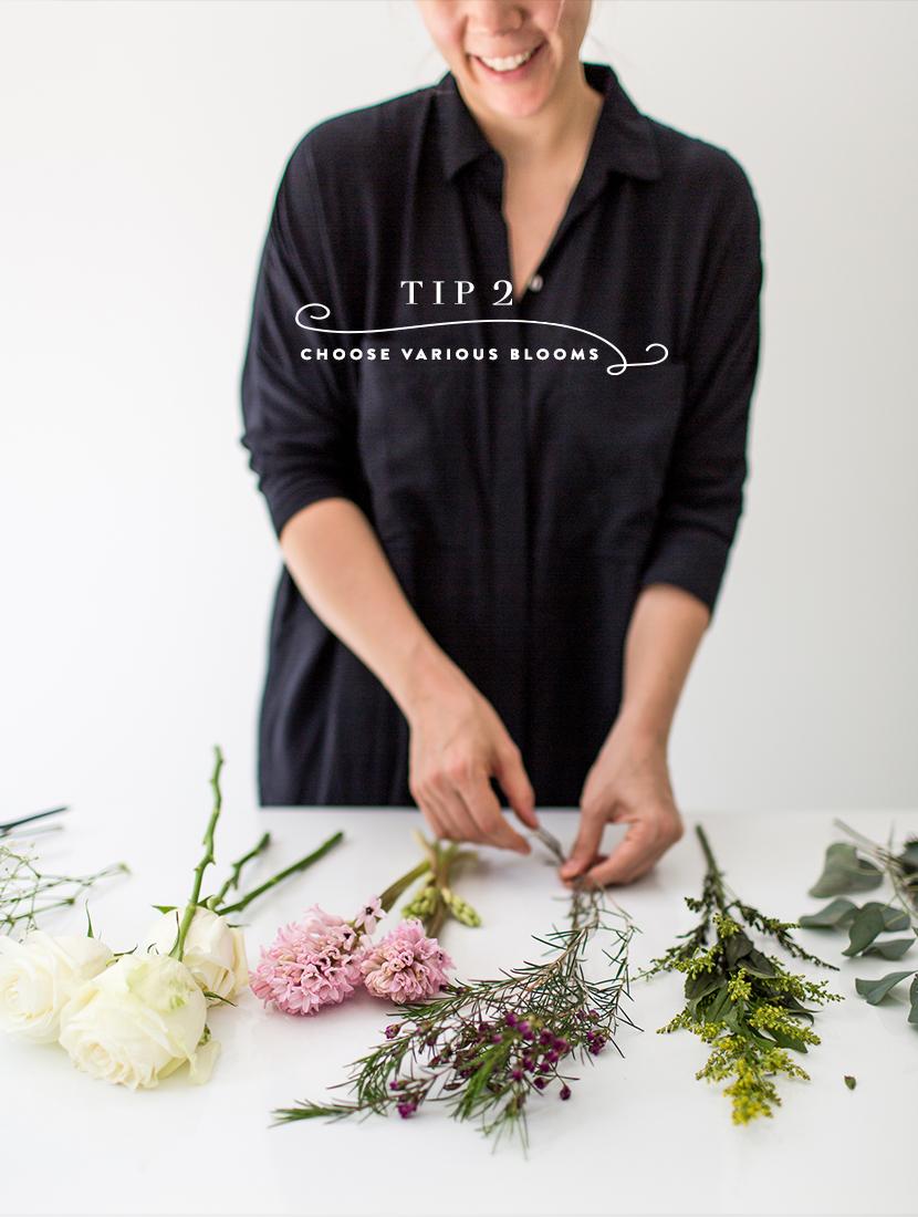 Идеальный букет, выбор цветов. the fresh exchange