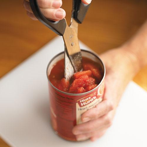 Кухонные ножницы, утварь.
