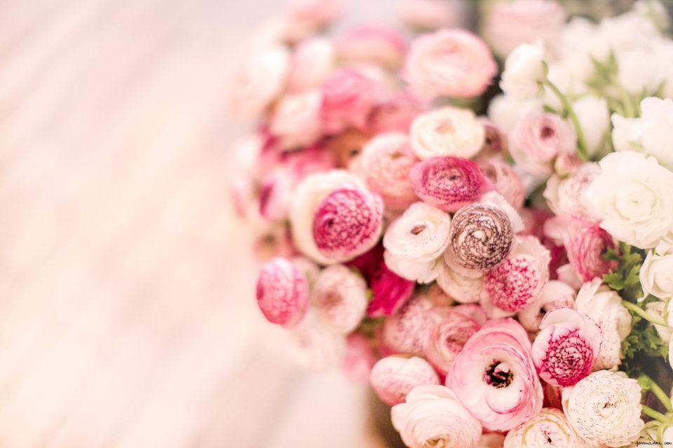 Цветы. садовые лютики.