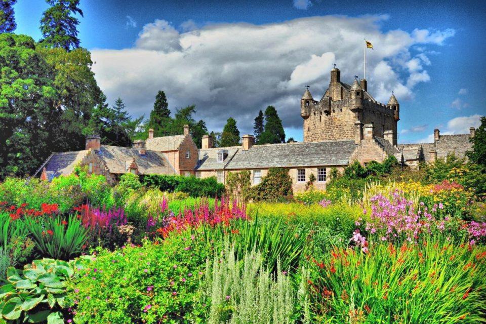 Кавдорский замок, замки в Шотландии