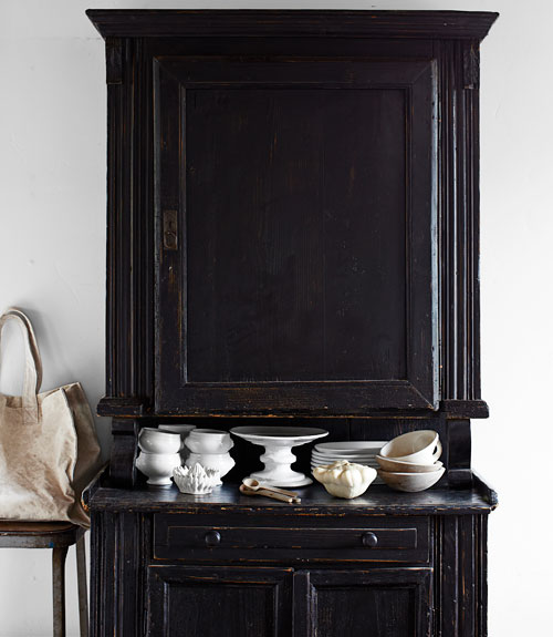 буфет, антиквариат, декор интерьера