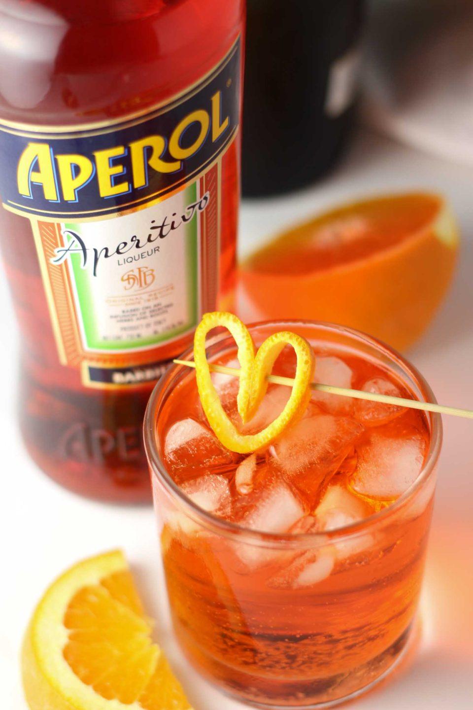 Aperol-Spritz, Апероль-Шприц