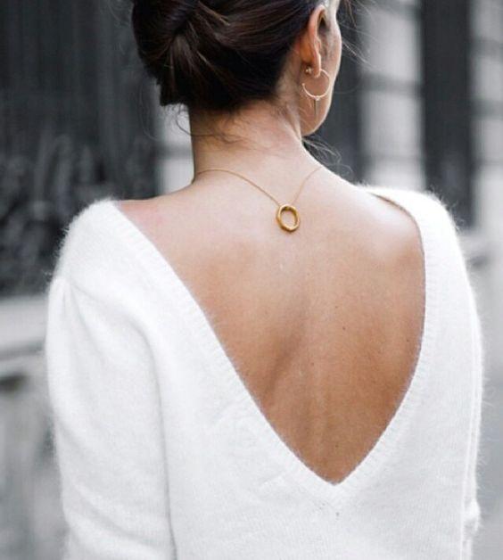 деликатные колье, тонкая бижутерия, французская бижутерия, delicate necklace