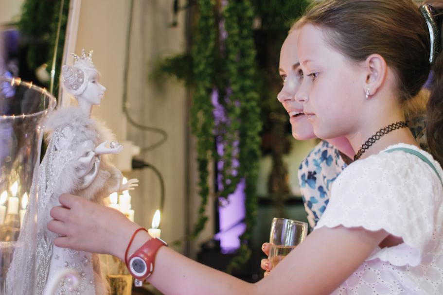 куклы Елены Кантур