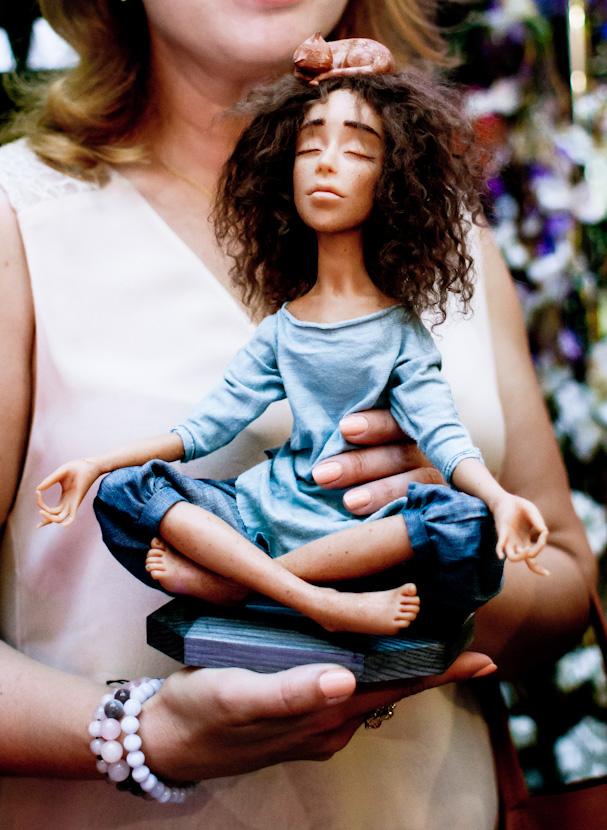 куклы, Елена Кантур, Elena Kantur dolls