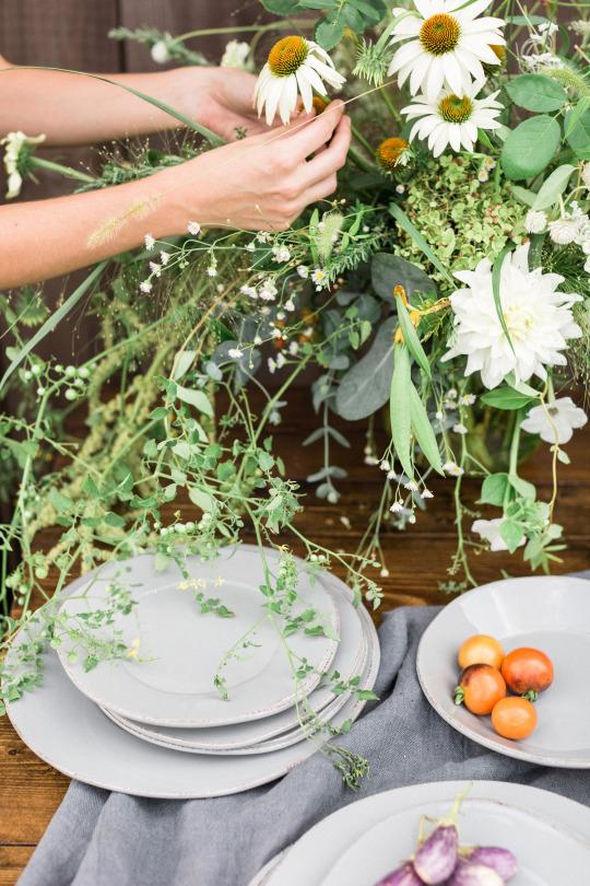 сервировка стола, обед на природе, дачные беды, DIY, лето