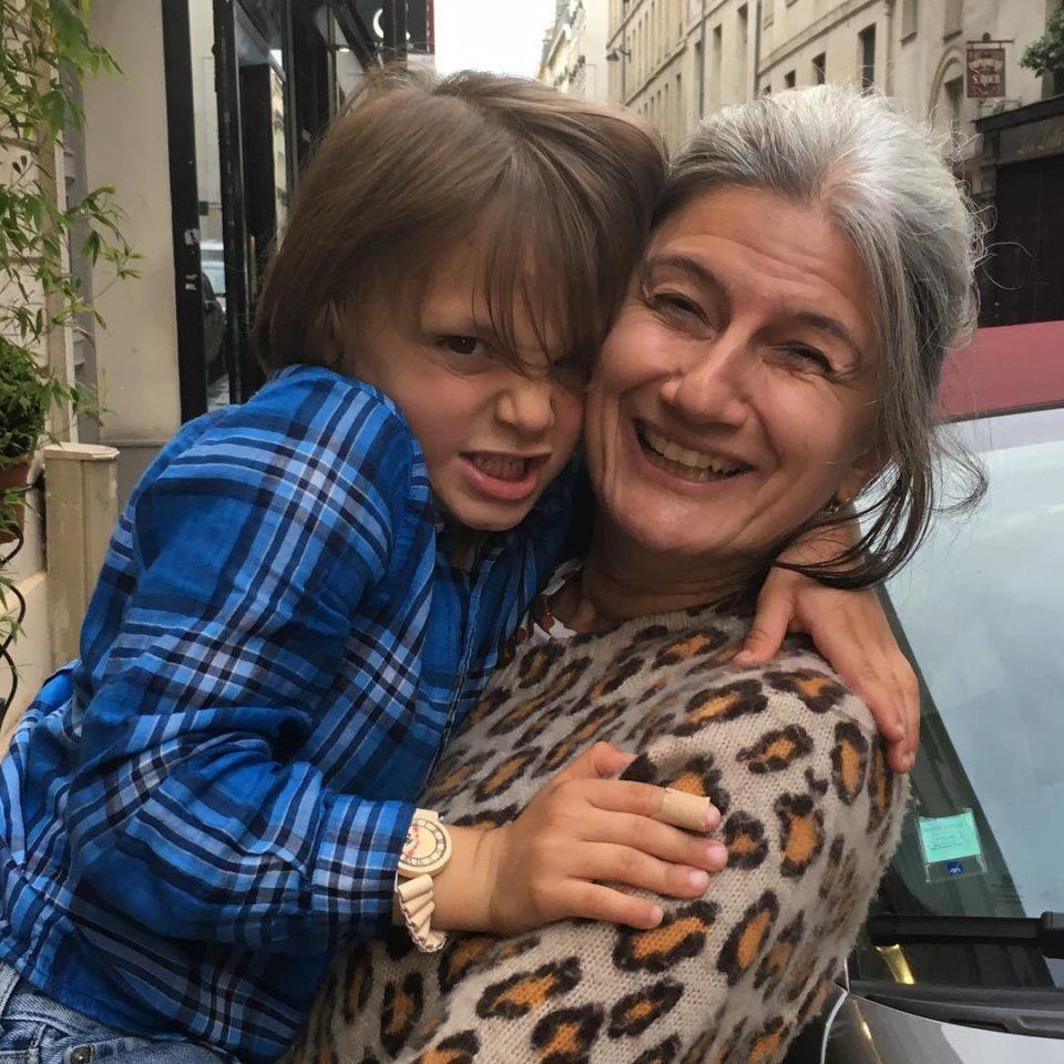 Уроки стиля от 54-хлетней Софи Фонтанель, sophie fontanel