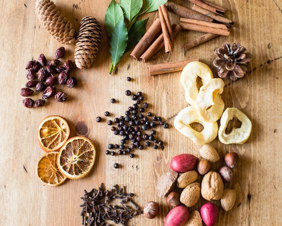 DIY ароматы для дома