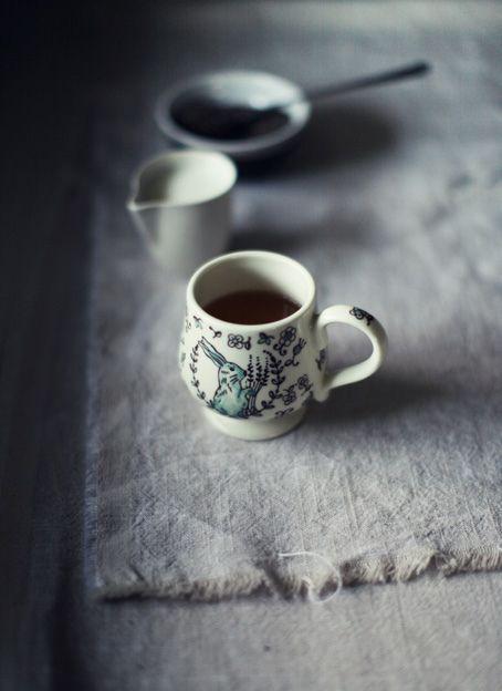 утренний детокс-чай с ибирем