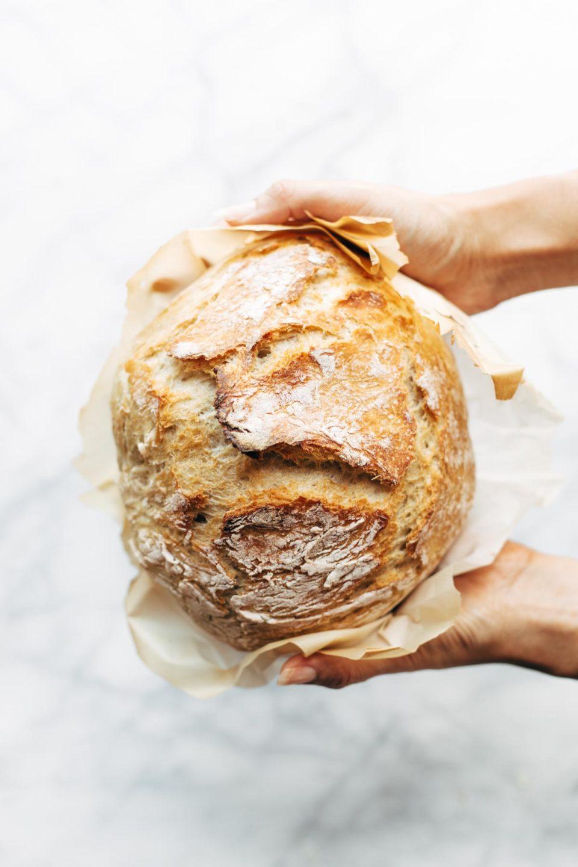 Домашний хлеб. Простой и быстрый рецепт.
