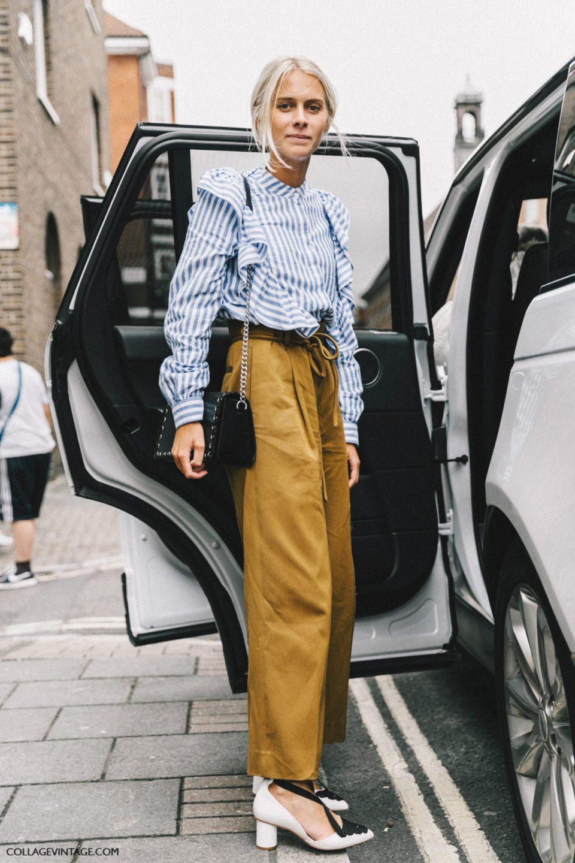 chunky heels, stripe, statement sleeves, полоска, квадратный каблук