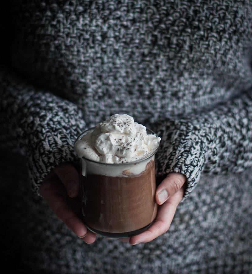 горячий шоколад, английская кухня