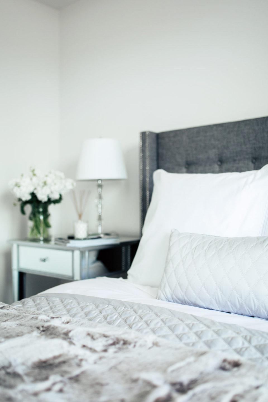 спальня, декор спальни