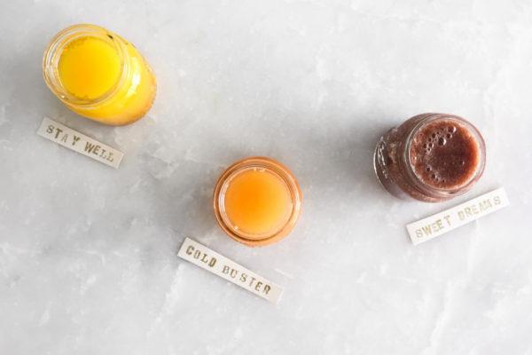 Витаминные коктейли: 3 рецепта против простуды, для иммунитета и для крепкого сна