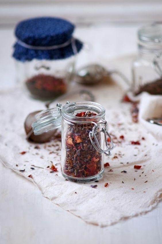 Новогодние подарки хэндмейд: чай и чайные смеси - идеи, рецепты, мануал.