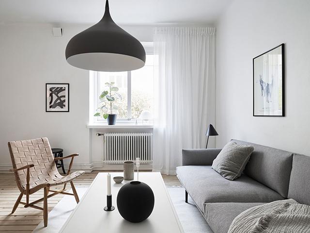 Винтаж в интерьере: кресло 60-х годов