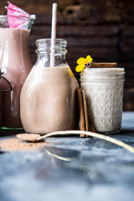 Замороженные коктейли - заготовки для смузи на завтрак на неделю вперед